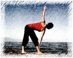Robin - galini yoga pic