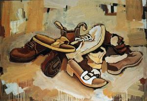 shoesagain - dion archibald
