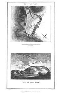 220px-Bratton_engraving - Cley Hill