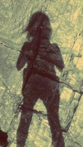 Me shadow Pelion