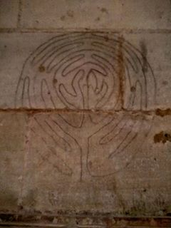 labyrinth poitiers