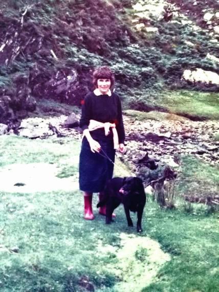 Mum 1980s